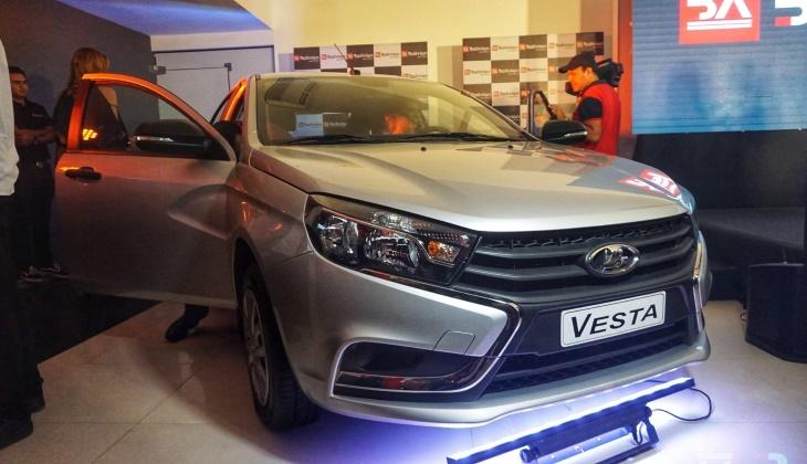 Лада Vesta