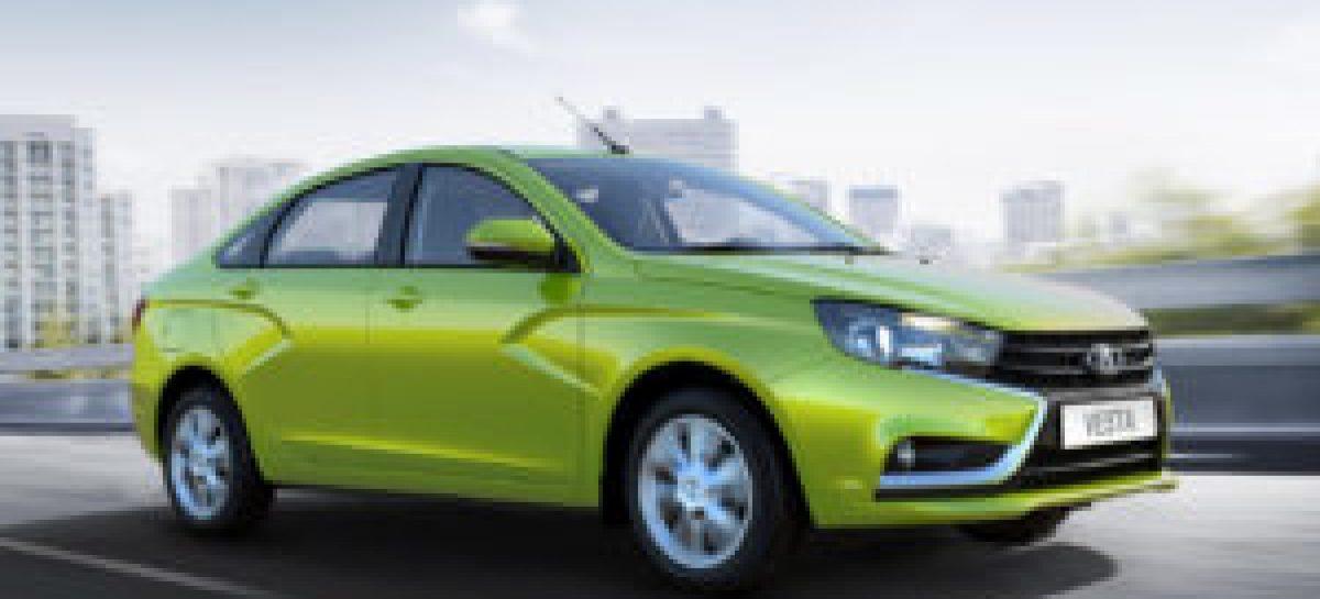 Цены на Lada Vesta и Lada Granta повысили на 5 тысяч рублей