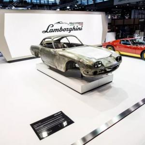 Lamborghini восстановила купе Miura президента FIA