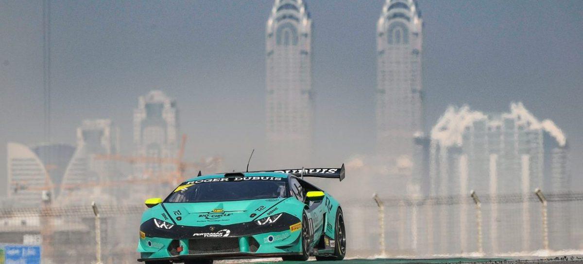 Серия гонок Middle East открывает сезон Lamborghini Super Trofeo 2019