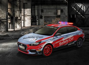 Hyundai Motor представляет автомобиль безопасности i30 Fastback N для гонок WorldSBK на сезон 2019