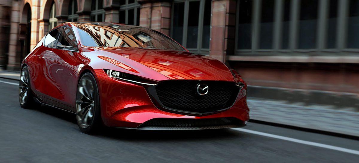 Новая Mazda 3: модификации для России