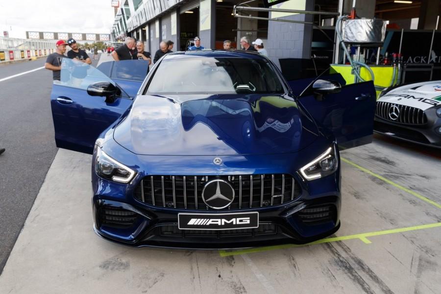 Mercedes-AMG GT (2019)