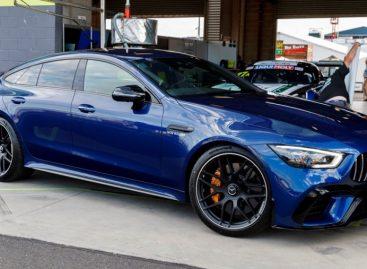 Mercedes-AMG представил новую модель GT в Австралии