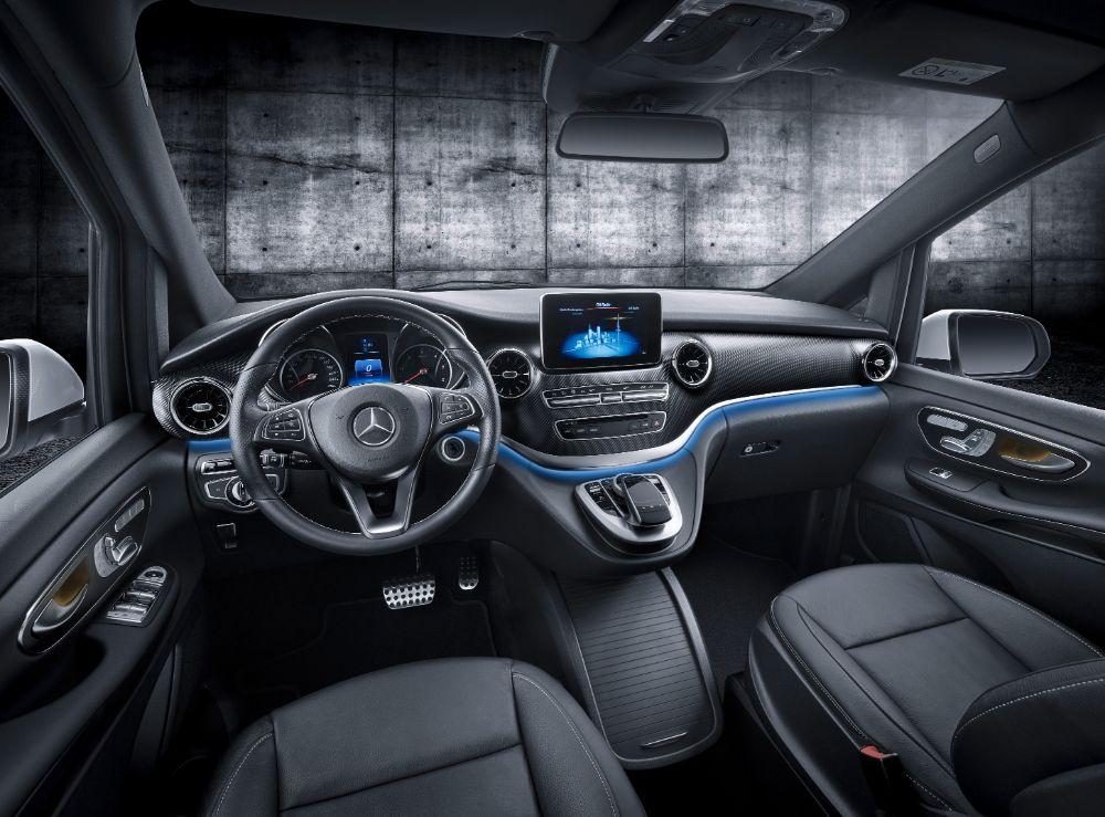 Mercedes-Benz 2019 коробка передач