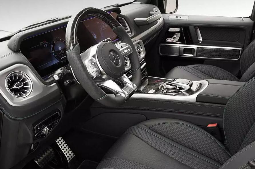 Mercedes-Benz G-Class нового поколения – Inferno