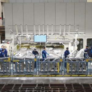 Петербургский завод Hyundai повышает производительность труда