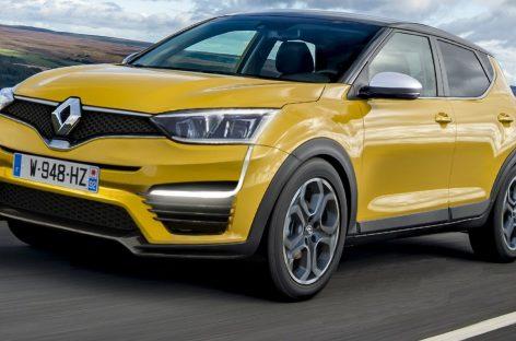 Уже летом на рынок выйдет обновленный Renault Captur