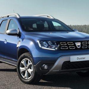 Обновленный Renault Duster уже в продаже