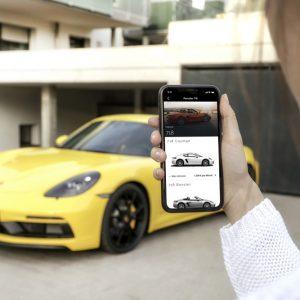 «Porsche inFlow» позволяет клиентам ездить на Porsche за ежемесячную плату