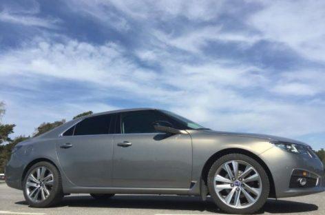 Продается уникальный б/у авто из Европы — последний Saab 9-5