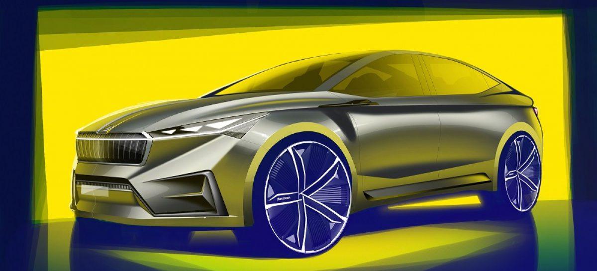 ŠKODA VISION iV воплощает взгляд чешского бренда на будущее электромобилей