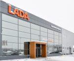 Новый дилерский центр LADA открылся в Питере