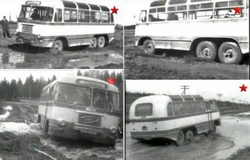 Автобус внедорожник