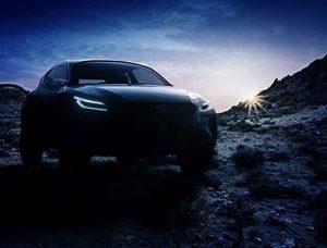 Компания Subaru представит на женевском автосалоне концепт-кар Subaru VIZIV Adrenaline Concept