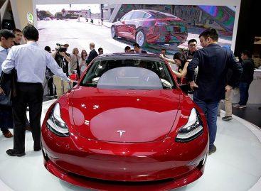 Самый продаваемый седан среди немецких конкурентов – Tesla Model 3