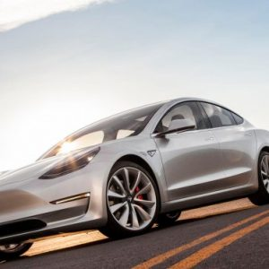 Жена губернатора Воробьёва купила электрокар Tesla
