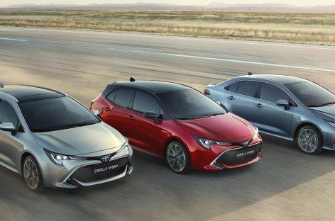 Corolla нового поколения начинают выпускать в Турции