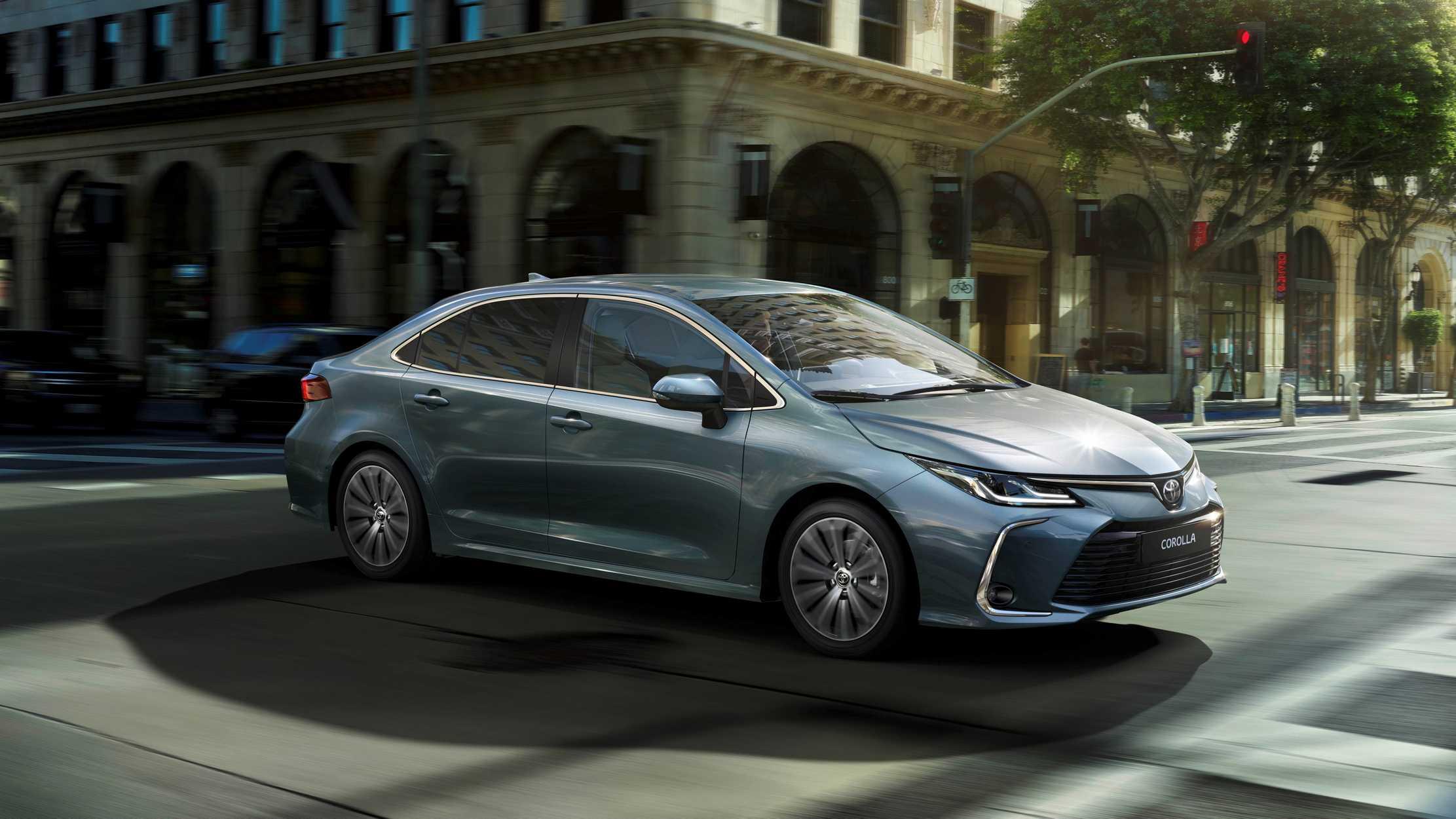 Toyota Corolla 2019 2