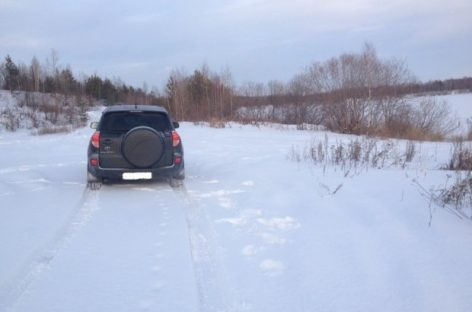 У гражданина Средней Азии в Балашихе угнали Toyota за 1,7 млн рублей