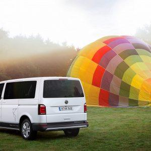Volkswagen CV News: Отпуск с Volkswagen Multivan