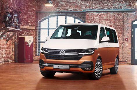 Мировая премьера Volkswagen Multivan 6.1