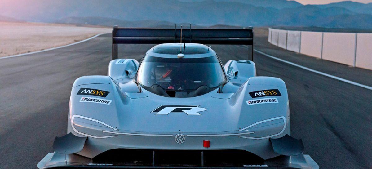 Volkswagen ID. R готовится установить новый рекорд