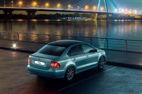 Volkswagen представляет специальную версию Polo Connect