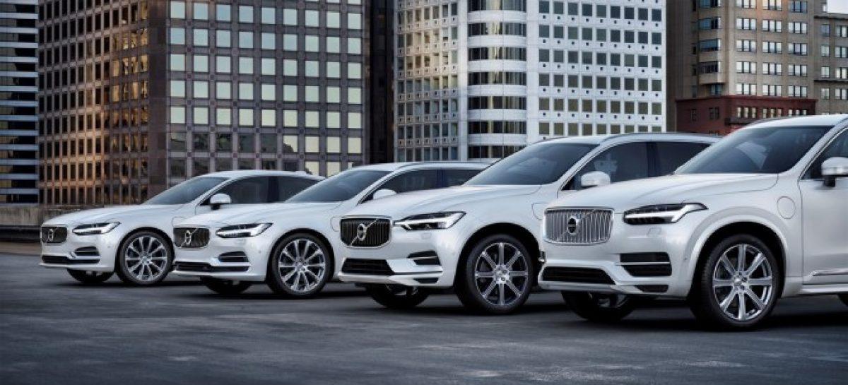 Volvo Cars демонстрирует уверенную динамику продаж в 2019 году