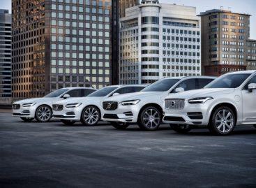 Volvo в январе увеличила продажи в России более чем в 2 раза