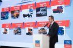 Грандиозно и красочно: состоялось открытие флагманского дилерского центра Ford Trucks в России