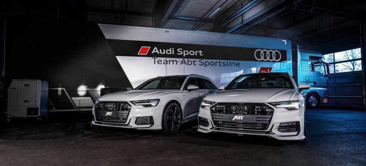 Тюнинг-ателье ABT модернизировало универсал Audi A6 Avant