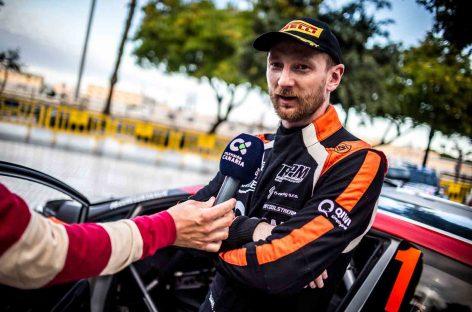 Алексей Лукьянюк примет участие в Чемпионате Европы на Citroen C3 R5