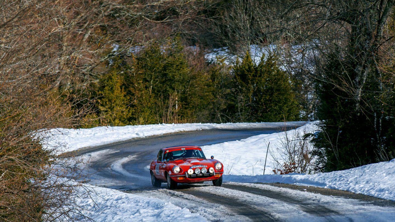 Jaguar E-Type 1968
