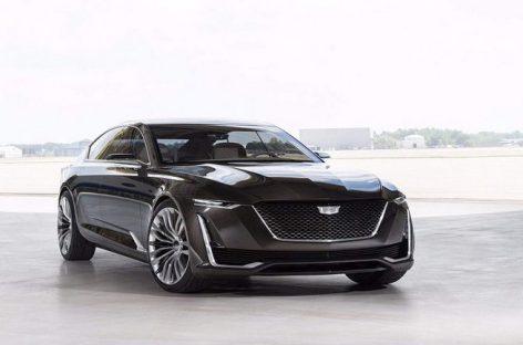 Первый электрический автомобиль от Cadillac выйдет через три года