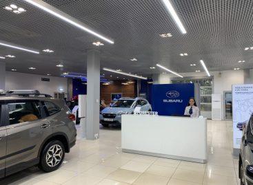 Новые стандарты дилерской сети Subaru
