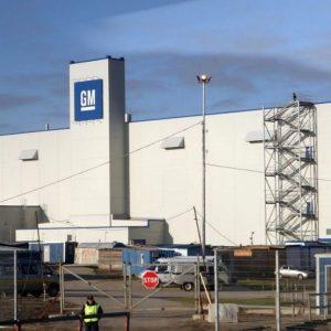 Питерский завод GM хотят расконсервировать уже в первом полугодии