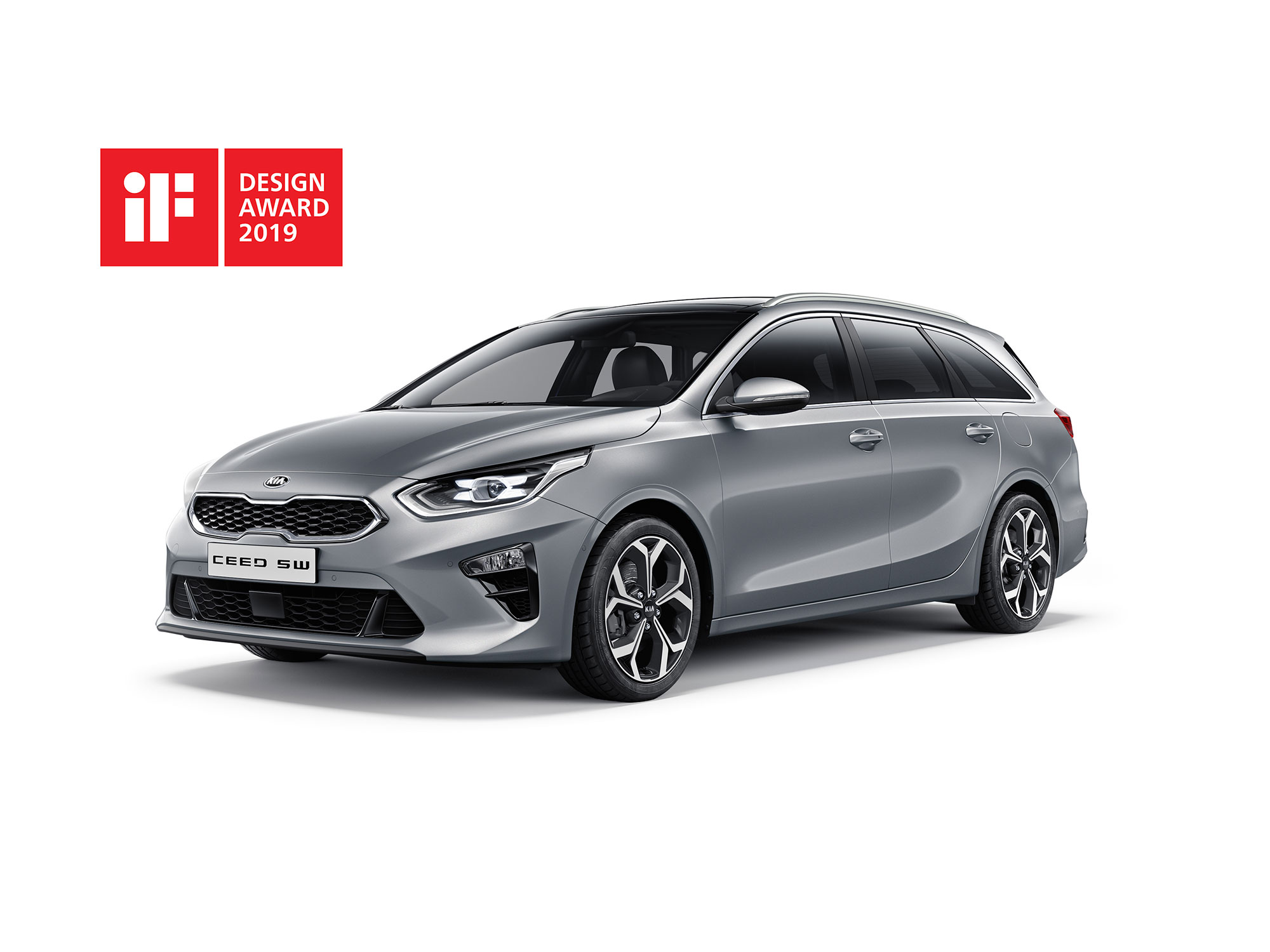 KIA Ceed iF Design Award 4
