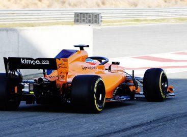 McLaren получит обновленные двигатели Renault ставшие заметно эффективнее