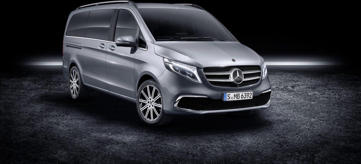 Mercedes-Benz отзывает в России автомобили V-Class и Vito
