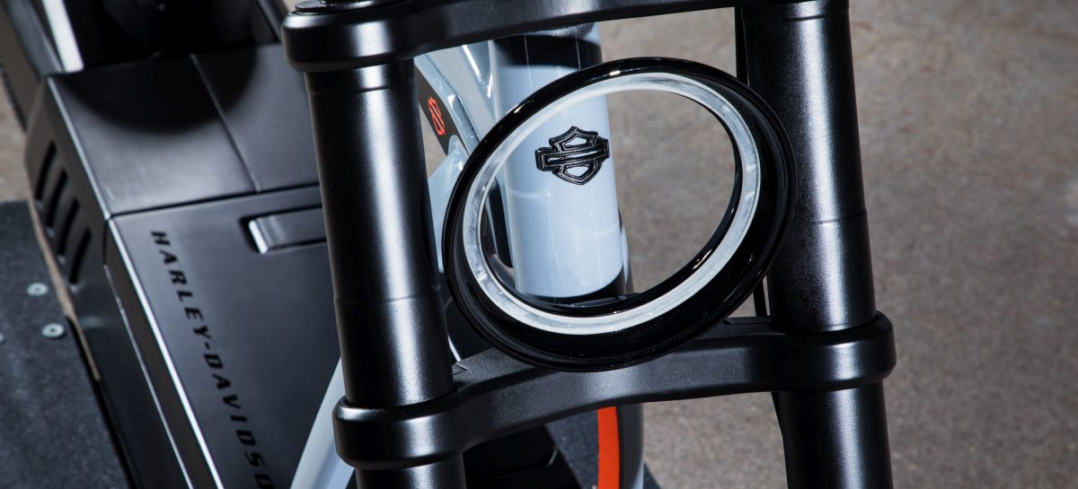 Harley-Davidson представила концепт городского скутера и мопеда