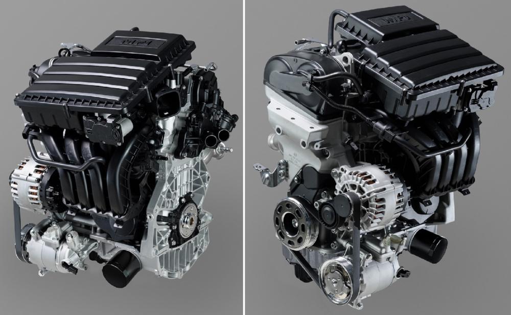 Двигатель VW ЕА211 1,6 MPI