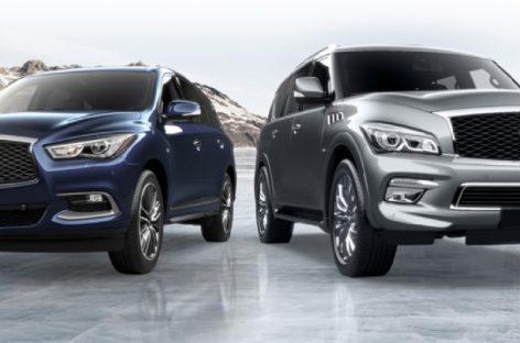 Сразу две модели INFINITI  названы лучшими автомобилями в исследовании «Наименьшая стоимость владения за пятилетний период»