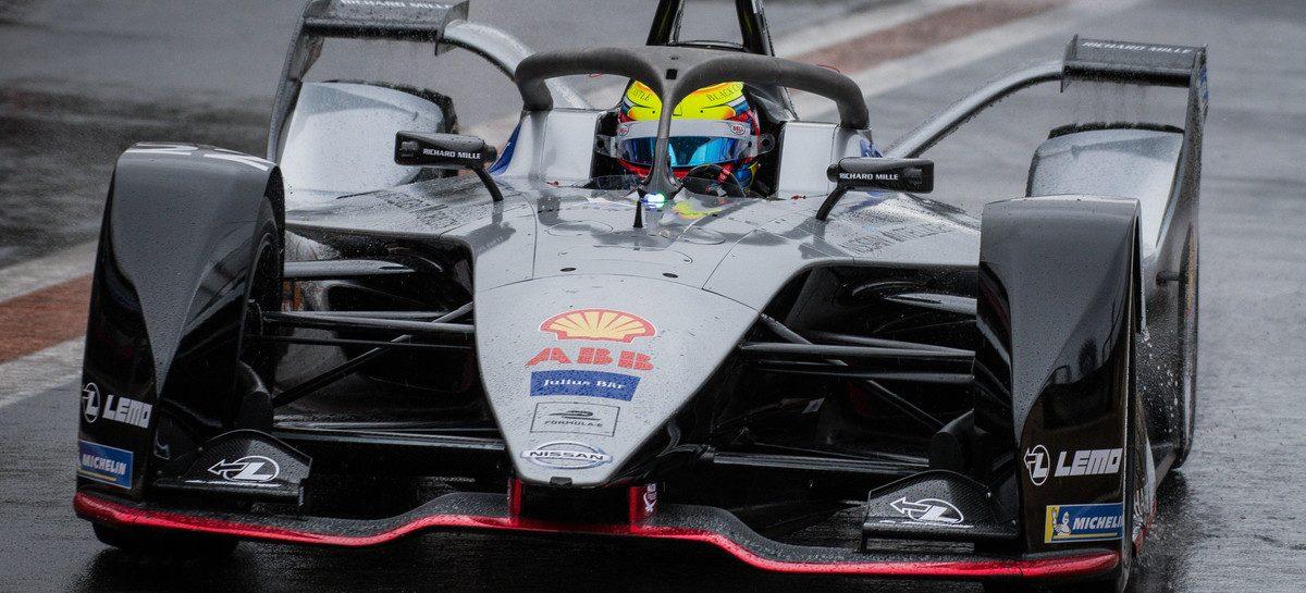 Nissan e.dams не собирается снижать темп на этапе Формулы Е в Мехико