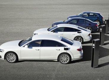 Было два, стало четыре: Audi вернёт в продажу plug-in гибриды