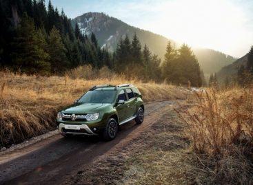Объявлена дата старта продаж рестайлингового Renault Duster