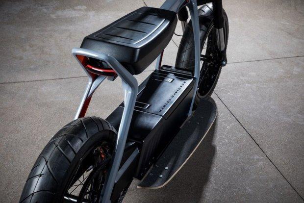 Harley-Davidson скутер