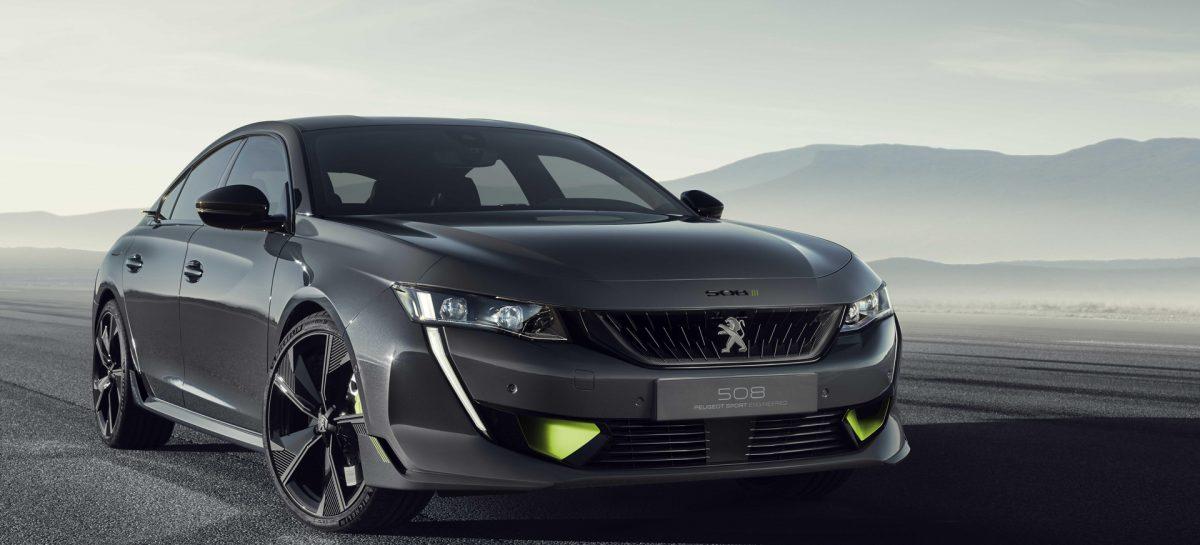 PEUGEOT приступила к созданию спортивных электромобилей