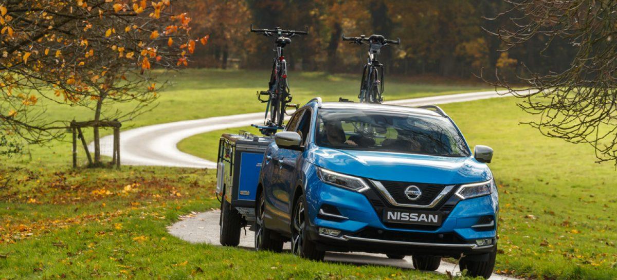 Nissan x OPUS использует отработанные батареи электромобилей как источник энергии