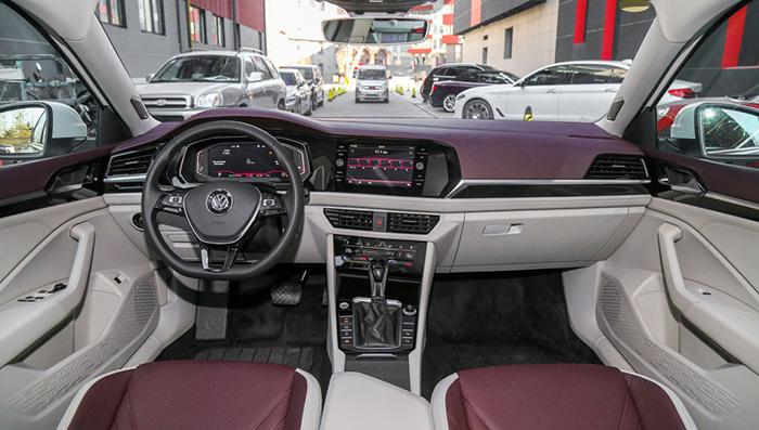 пятиступенчатая трансмиссия Volkswagen Jetta 2019